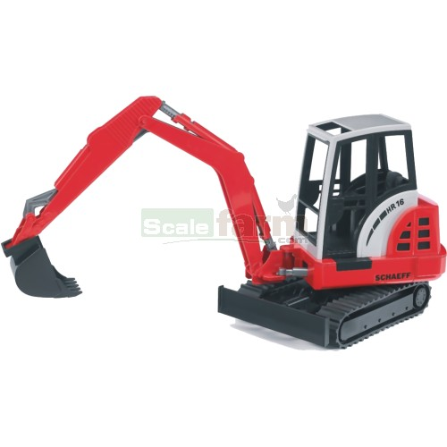 Hr16 Series: Schaeff HR16 Mini Excavator